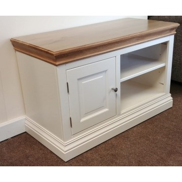 SHOWROOM CLEARANCE ITEM - Devonshire Lundy 1 Door TV Cabinet
