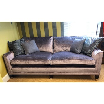 SHOWROOM CLEARANCE ITEM - Duresta Collingwood Sofa & Horatio Chair