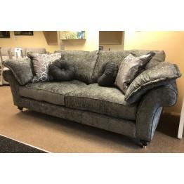 SHOWROOM CLEARANCE ITEM - Duresta Harvard Large Sofa & Wing Chair