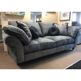 SHOWROOM CLEARANCE ITEM - Duresta Harvard Large Sofa & Wing Chair