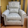 SHOWROOM CLEARANCE ITEM - Duresta Southsea Medium Sofa and Chair