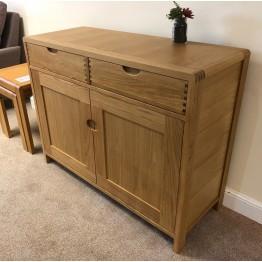 SHOWROOM CLEARANCE ITEM - Ercol Furniture Bosco Small Sideboard - Model 1384