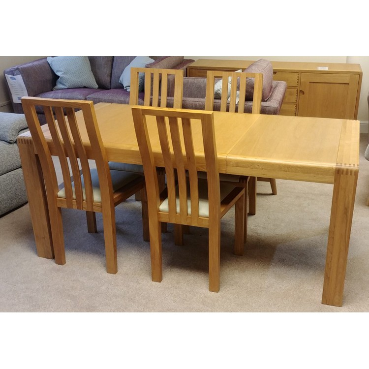 Dining Chairs Clearance: Bosco Dining Suite