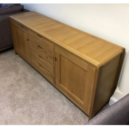 SHOWROOM CLEARANCE ITEM - Ercol Furniture Bosco Large Sideboard - Model 1385