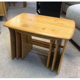 SHOWROOM CLEARANCE ITEM - Ercol Furniture Windsor Nest in Light Shade - Model Number 1159