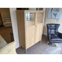 SHOWROOM CLEARANCE ITEM - Ercol Furniture Ballatta Drinks Cabinet
