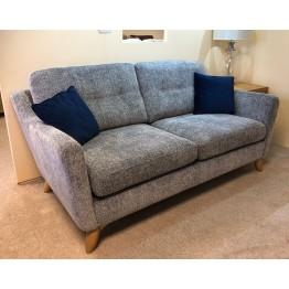 SHOWROOM CLEARANCE ITEM - Ercol Furniture Cosenza Medium Sofa and Chair
