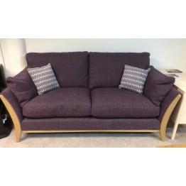 SHOWROOM CLEARANCE ITEM - Ercol Furniture Serroni Large Sofa and Chair
