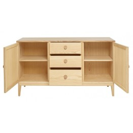 SHOWROOM CLEARANCE ITEM - Ercol Furniture Novoli Large Sideboard - Model 4356