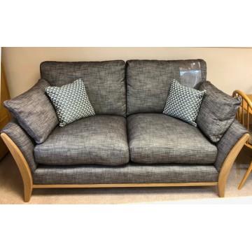 SHOWROOM CLEARANCE ITEM - Ercol Furniture Serroni Medium Sofa and One Chair