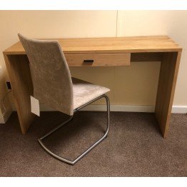 SHOWROOM CLEARANCE ITEM - Hudson Living Gallery Direct Kielder Desk/Console Table & Skovby Chair