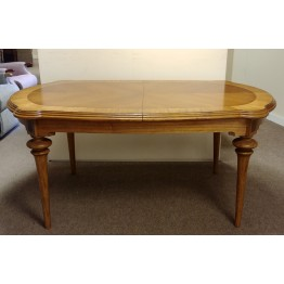 SHOWROOM CLEARANCE ITEM - Frank Hudson Spire Extending Dining Table