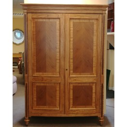 SHOWROOM CLEARANCE ITEM - Frank Hudson Gallery Direct Spire Wardrobe