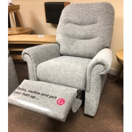 SHOWROOM CLEARANCE ITEM - G Plan Holmes Power Recliner