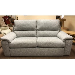 SHOWROOM CLEARANCE ITEM - G Plan Taylor 3 seater sofa and a power recliner