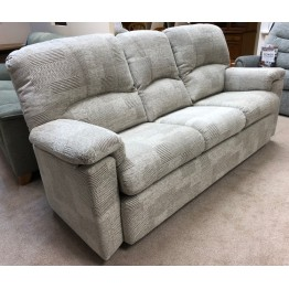 SHOWROOM CLEARANCE ITEM - G Plan Chloe Suite - 3 Seater Sofa, Chair & Small Chair