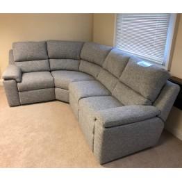 SHOWROOM CLEARANCE ITEM - G Plan Taylor Suite Corner Sofa