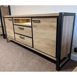 SHOWROOM CLEARANCE ITEM - Habufa Sideboard - Small 36330