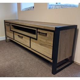 SHOWROOM CLEARANCE ITEM - Habufa TV Media Cabinet - 36335