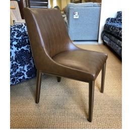 SHOWROOM CLEARANCE ITEM - Frank Hudson Living Nero Chair
