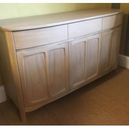 SHOWROOM CLEARANCE ITEM - Nathan Furniture 1815 Shades Oak Sideboard