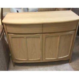 SHOWROOM CLEARANCE ITEM - Nathan Furniture 1905 Oak Small Sideboard