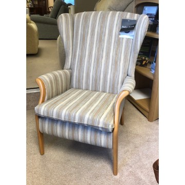 SHOWROOM CLEARANCE ITEM - Parker Knoll Froxfield Wing Chair