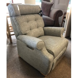 SHOWROOM CLEARANCE ITEM - Parker Knoll Norton 150 Plus Electric Recliner - Dual Motor