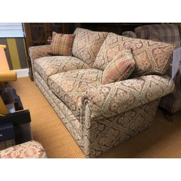SHOWROOM CLEARANCE ITEM - Parker Knoll Canterbury Suite - Large 2 Seater sofa and 1 chair.