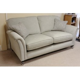 SHOWROOM CLEARANCE ITEM - Parker Knoll Devonshire Formal Back Suite - Large 2 Seater sofa and 1 chair