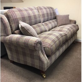 SHOWROOM CLEARANCE ITEM - Parker Knoll Henley Suite - Large 2 Seater sofa and 2 chairs.