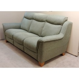 SHOWROOM CLEARANCE ITEM - Parker Knoll Manhattan Sofa & Power Recliner