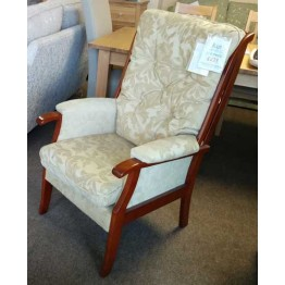 SHOWROOM CLEARANCE ITEM - Relax Seating Cambourne High Back Chair