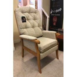 SHOWROOM CLEARANCE ITEM - Relax Seating Megan Grande High Seat Chair