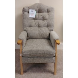 SHOWROOM CLEARANCE ITEM - Relax Seating Megan Chair