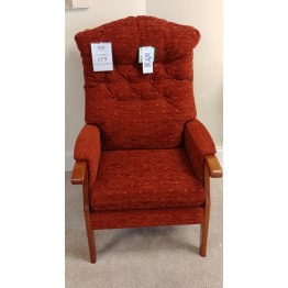 SHOWROOM CLEARANCE ITEM - Relax Seating Radmore Chair