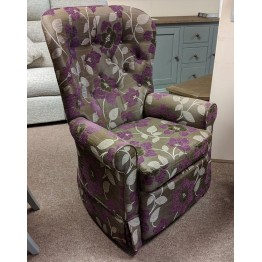 SHOWROOM CLEARANCE ITEM - Relax Seating Snooze Rocker Chair