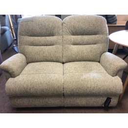 SHOWROOM CLEARANCE ITEM - Sherborne Upholstery Keswick Sofa, Chair & Manual Recliner