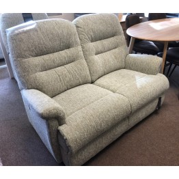 SHOWROOM CLEARANCE ITEM - Sherborne Upholstery Keswick Sofa, Chair & Manual Recliner