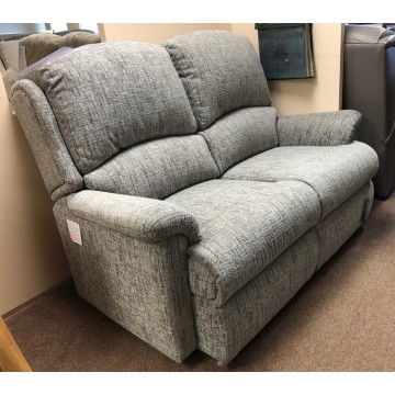 SHOWROOM CLEARANCE ITEM - Sherborne Upholstery Virginia 2 Seater, Chair & Power Recliner