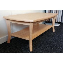 SHOWROOM CLEARANCE ITEM - Sutcliffe Furniture Campaign Coffee Table