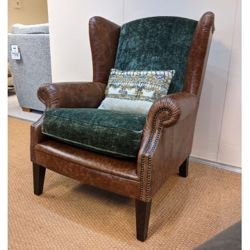 SHOWROOM CLEARANCE ITEM - Tetrad Constable Wing Chair