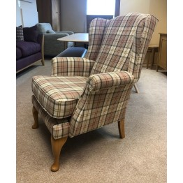 SHOWROOM CLEARANCE ITEM - Vale Bronte Armchair
