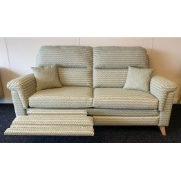 SHOWROOM CLEARANCE ITEM - Vale High Back Opal Recliner Sofa & Recliner Chair