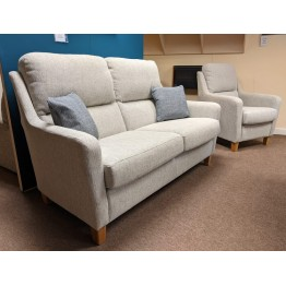 SHOWROOM CLEARANCE ITEM - Vale Spencer 2.5str Sofa and Chair