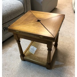 SHOWROOM CLEARANCE ITEM - Old Charm Flip Top Table- Model 3175