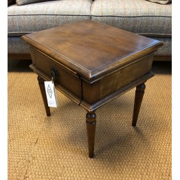3205 Wood Bros Old Charm Rochford Lamp Table - ONLY ONE LEFT IN STOCK
