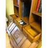 SHOWROOM CLEARANCE ITEM - Old Charm Bureau with Display Top - Models 2808 and 2806