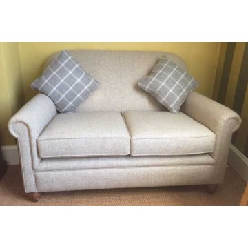 SHOWROOM CLEARANCE ITEM - Old Charm Wood Bros Ripley 2 Seater Sofa (Compact sofa)