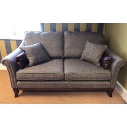 SHOWROOM CLEARANCE ITEM - Old Charm Wood Bros Weybourne Medium Sofa and Chair
